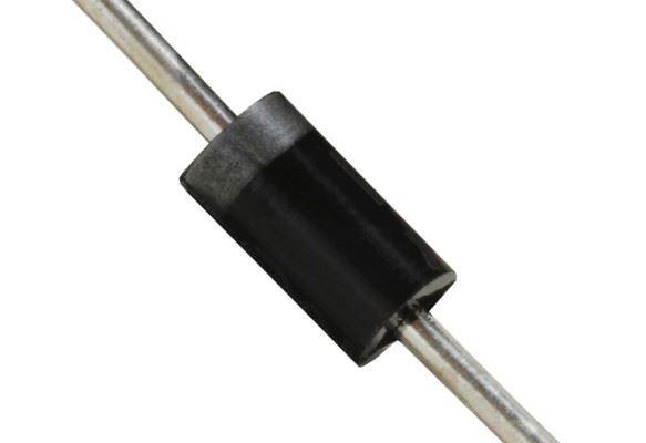 1N5819 dioda schottky  40V/1A     DO41