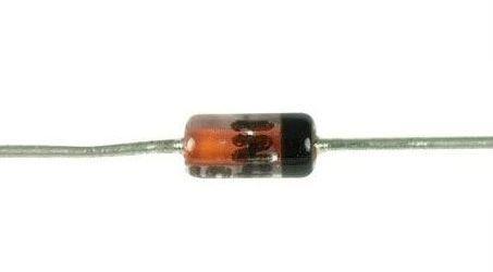 1N4448 dioda uni 75V/215mA DO35