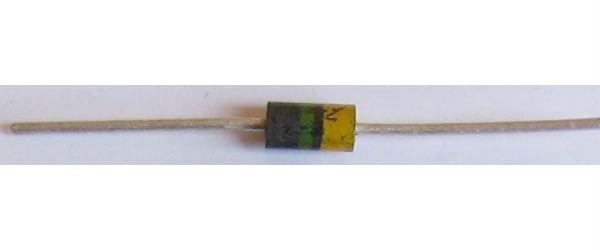 KY250 dioda uni 100V/3A DO27C   /1N5401/