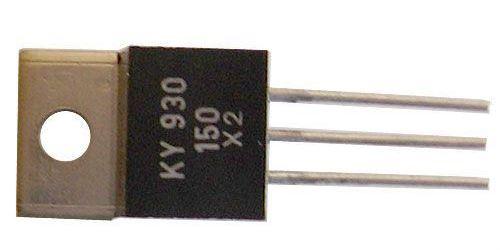KY930/1000 2x dioda uni 1000V/3A TO220