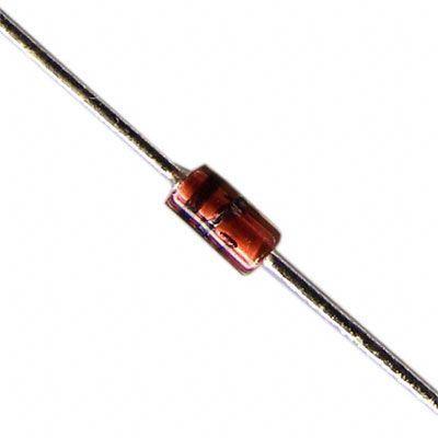 BZX85 3V3 - dioda zenerova 1,3W DO41