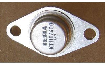 Tyristor KT110/400 400V/3A        TO66