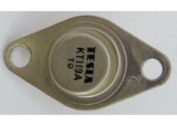 Tyristor KT119A 750V/3,2A  TO66