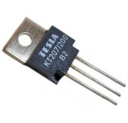Triak KT207/200 200V/5A           TO220