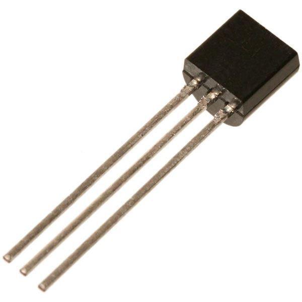 Triak MAC97A8 600V/0,8A           TO92