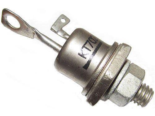 Tyristor KT706 500V/15A          TO65