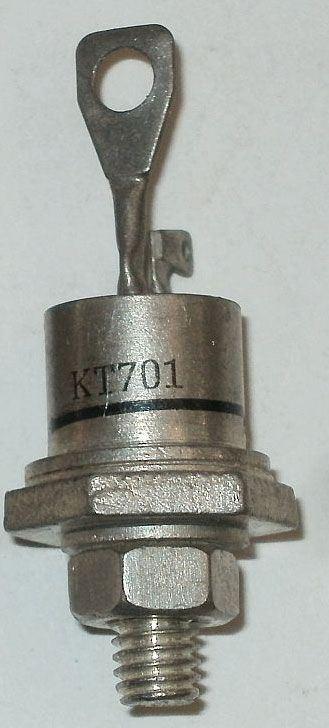 Tyristor KT701 50V/15A          TO65