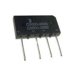 B380C5000 diodový můstek 380V~/5A