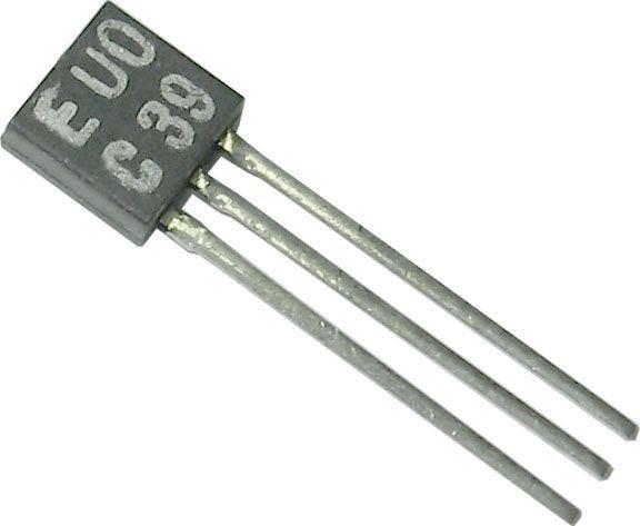 SC239E N UNI 20V/0,05A  0,3W TO92