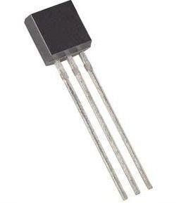 BC414 N UNI 50V/0,1A 0,3W (ß=240-500) / náhrada za BC550