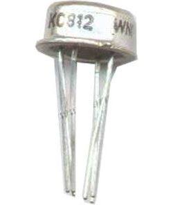 KC812 2xNPN 45V/20mA pro diferenční zesilovače