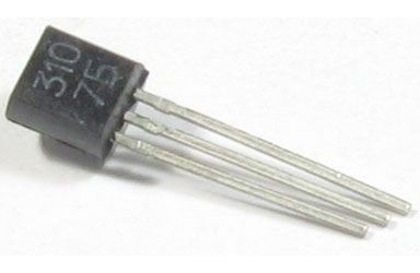 KT3107B P UNI 45V/0,1A/ 0,3W 200MHz  TO92 /~BC556B/