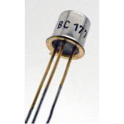 BC177B P tranzistor UNI 45V/0,1A TO18