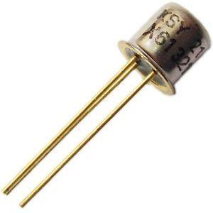 KSY21 tranzistor NPN 15V/500mA spinaci TO18