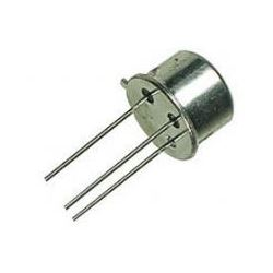 BSX59 tranzistor NPN 45V/1A, 0,8W spínací, TO39