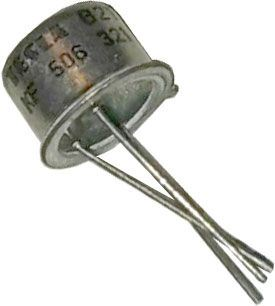 KF506 N vf 50V/0,5A 2,6W 60MHz  TO39  /~BFY34/
