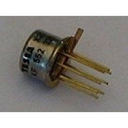 KF552 2xP MOS 30V/15mA 0,1W   TO39
