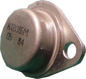 KT808BM N 100V/10A 60W TO3