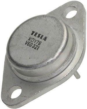KDY76 N 60V/20A 150W TO3