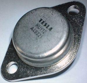 KUY12 N 210V/10A 70W spínací  TO3
