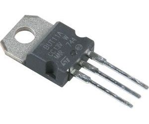 BUT11A N 400V/5A 100W       TO220
