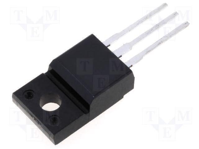 BUT56AF N 1000V/8A 100W     TO220 ISOL.