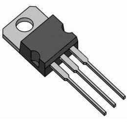 BUZ93 N FET 600V/3,6A 80W, TO220AB