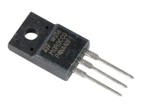 STP4NA40F N MOS 400V/4A 40W   TO220 iso