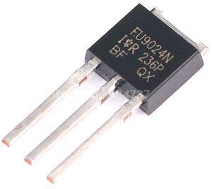 IRFU9024 P MOS 55V/11A 38W  TO251AA