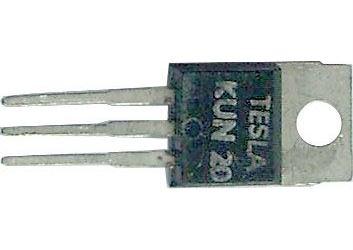 KUN20 N MOS 200V/7A 70W       TO220