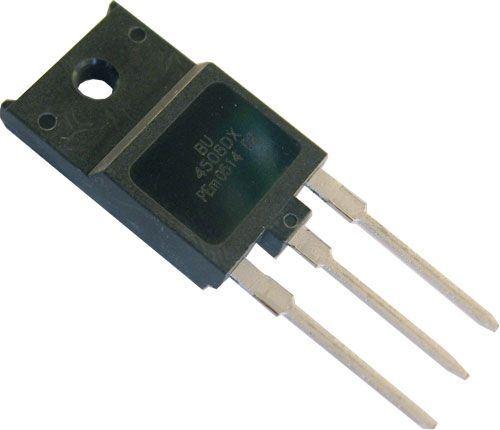 BU4508DX N 1500V/800V 8A 45W SOT399