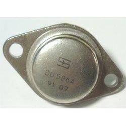 BU526A N 460V/8A 86W  TO3