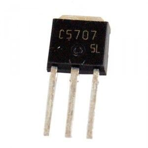 2SC5707 N 60V/8A 15W 330MHz TO251