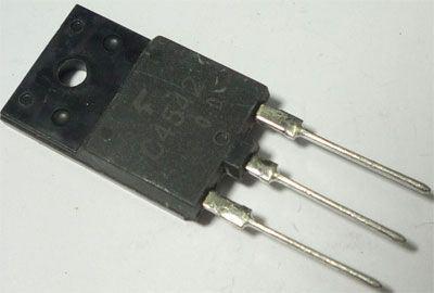 2SC4542 N 1500V/10A 50W SOT-93