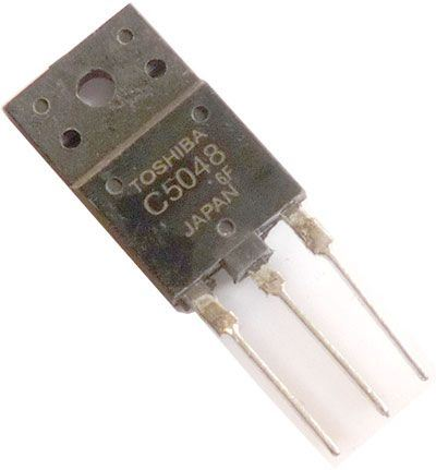 2SC5048 N 1500V/12A 50W TO-3P