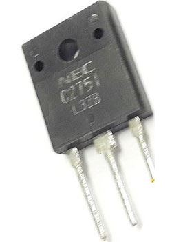 2SC2751 N 50V/15A 120W TO3