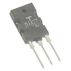 2SD1427 N 1500V/5A 80W TO247