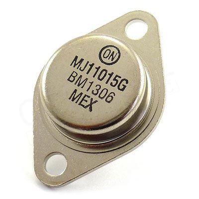 MJ11015 P darl. 120V/30A 200W    TO3
