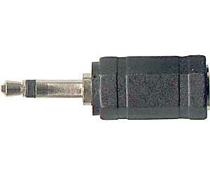 Redukce JACK 3,5 mono konekt/JACK 3,5 stereo zdíř.