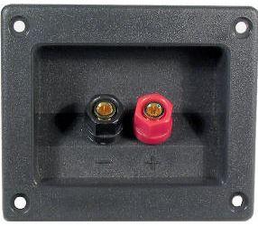 Reproterminál 93x80mm-2x šroubovací svorky