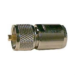 VHF konektor kabelový PL239 na kabel 10mm (RG8,213)