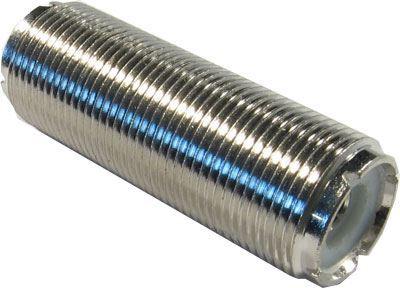 UHF spojka - 2x zdířka L=45mm