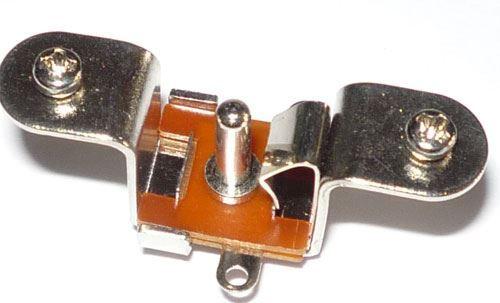 Napájecí DC zdířka 2,1mm panelová