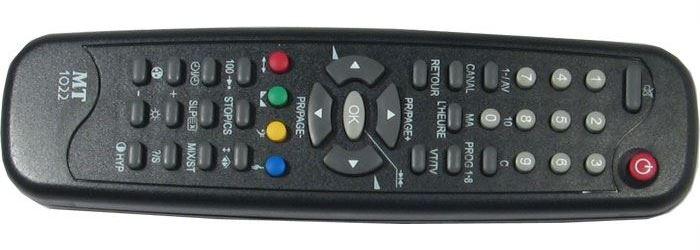 Dálkový ovládač MT1022