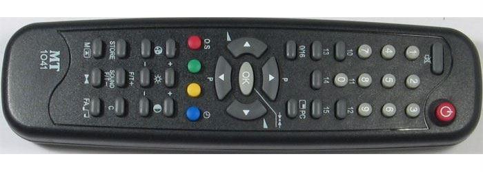 Dálkový ovládač MT1041