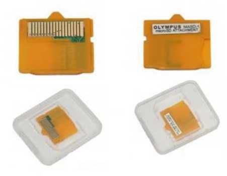 Redukce Olympus MASD-1 na Micro SD pro mju 840