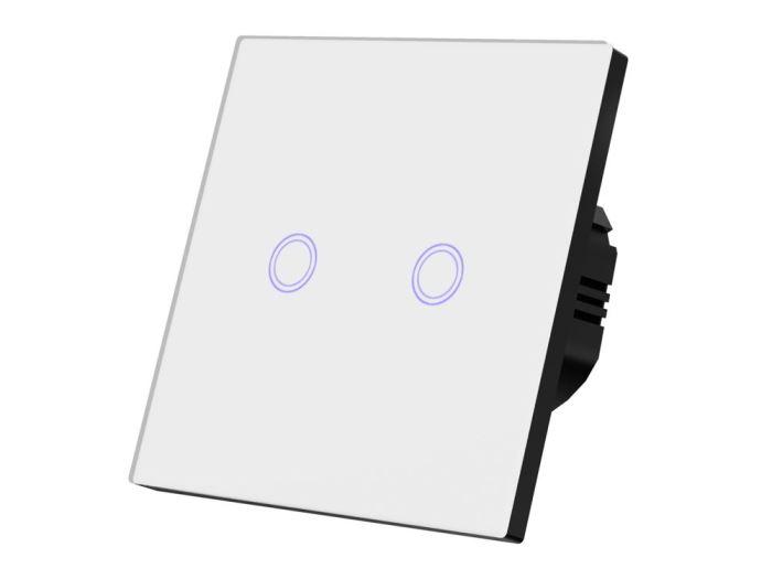 Dotykový vypínač osvětlení č. 5, bílý