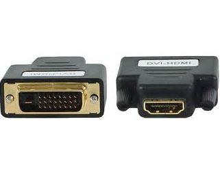 Redukce HDMI(A) zdířka-DVI-D (24+1) konektor