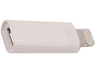 Redukce USB micro zdířka-iPhone 8P konektor