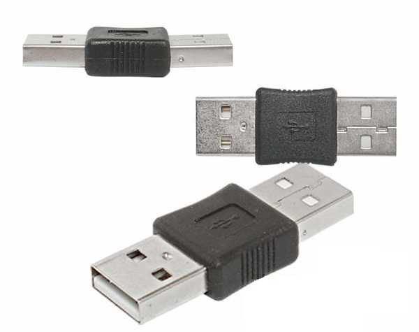 Redukce USB (A) / USB (A)